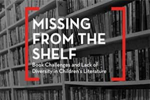 Missing From the Shelf Report Cover