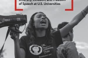PEN Campus Free Speech Cover