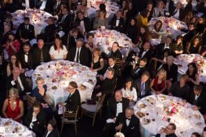 guests at the 2016 PEN America Literary Gala