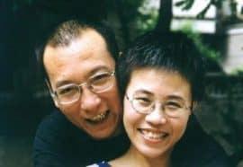 Liu Xiaobo and Xia Liu