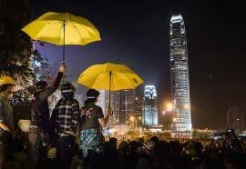 Hong Kong's Umbrella Protests