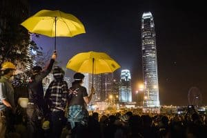 Hong Kong's Umbrella Protests