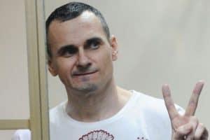 Oleg Sentsov in prison