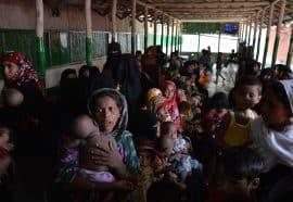 Rohingya Refugees in Bangladesh, 2013. © European Commission DG ECHO