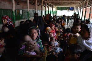 Rohingya Refugees in Bangladesh, 2013. © European Commission DG ECHO
