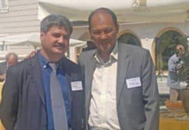 Hamit Hamraev and Kaiser Abdurusul
