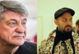 Alexander Sokurov and Kirill Serebrennikov