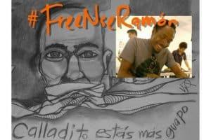 Free Ramon Esono Ebalé