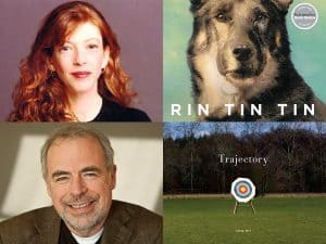 Susan Orlean and Richard Russo