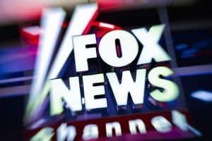 Fox News Channel logo on screen