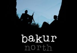 Film poster for Bakur North