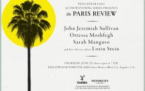 PEN Presents: The Paris Review
