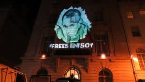 Sentsov Day of Action in New York