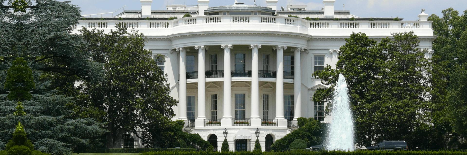 Homepage Slider Member Survey White House
