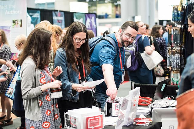 PEN America at BookExpo and BookCon