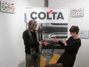 Matvei Yankelevich and Monica de la Torre