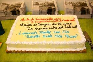 free press cake