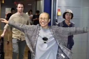 Liu Xia Freed