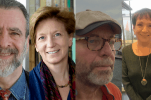 Winners of PEN Translation Prizes headshots