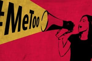 #MeToo event graphic