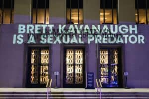 Brett Kavanaugh is a Sexual Predator