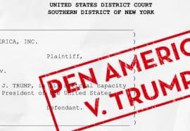 PEN America v. Trump