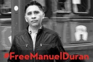 Free Manuel Duran