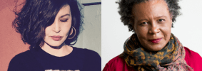 Layli Long Soldier and Claudia Rankine