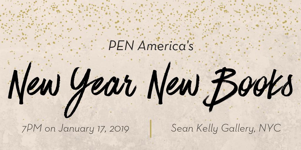 New Year New Books NYC