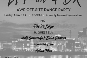 Lit in PDX: AWP Off-Site Dance Party