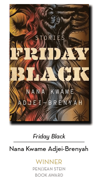 2019 Jean Stein Winner: Friday Black