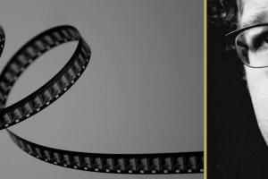 PEN America Literary Award winner Kenneth Lonergan and film reel