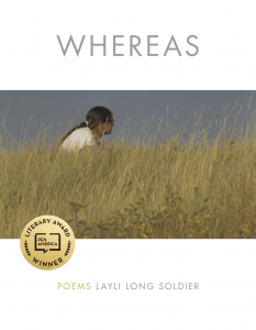 Whereas by Layli Long Soldier