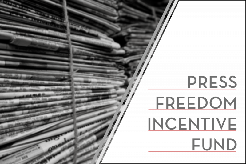 Press Freedom Incentive Fund