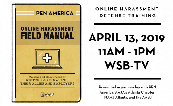 Defending Against Online Harassment—Atlanta - PEN America