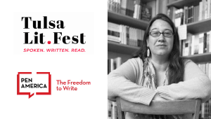 Tulsa LitFest Workshop With Heid Erdrich Header