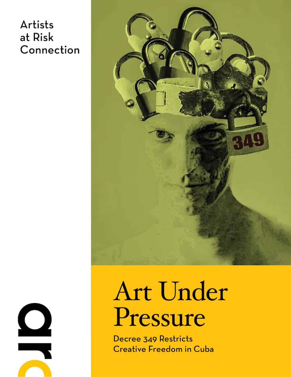 Art Under Pressure report cover