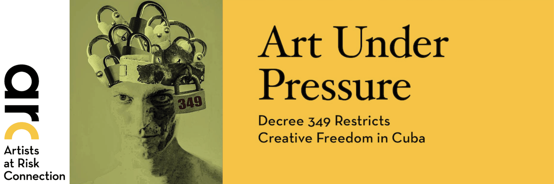cover image for Art Under Pressure report