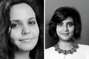 Eman Al-Nafjan and Loujain Al-Hathloul