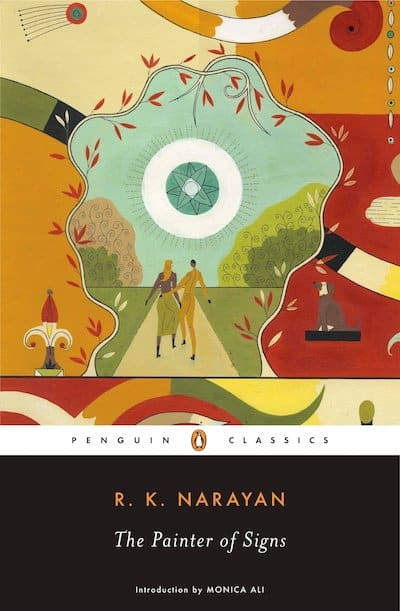 The Painter Of Signs by RK Narayan
