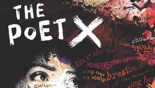 The Poet X Book Cover