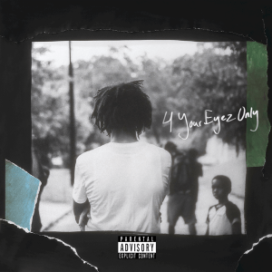 album cover of 4 Your Eyez Only by J Cole