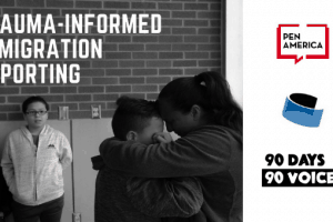 A Conversation On Trauma Informed Immigration Reporting Event Image