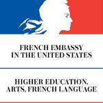 French Embassy in the United States logo
