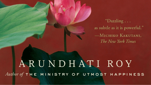 book cover of The God of Small Things by Arundhati Roy