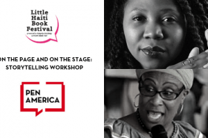 Little Haiti Book Festival Event Image