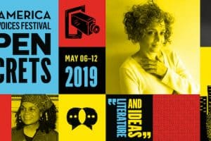 banner for the 2019 PEN World Voices Festival