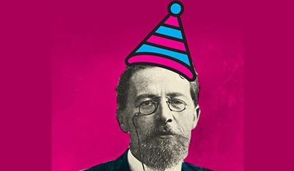 Anton Checkhov birthday celebration