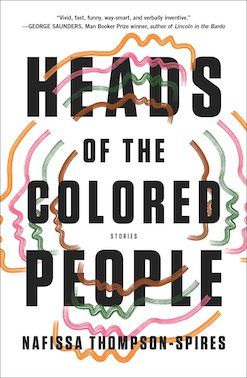 PEN Open Book Award Winner: Heads Of The Colored People