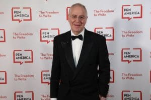 Ron Chernow at the 2017 Literary Gala